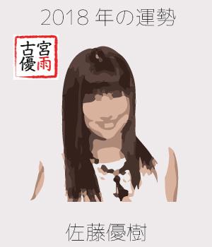 2018年のモーニング娘。'18の10期メンバー「佐藤優樹」さんを占ってみた