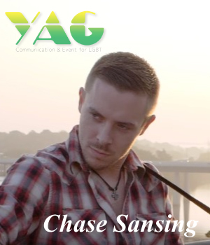 Chase Sansing (チェイス・サンシェン)
