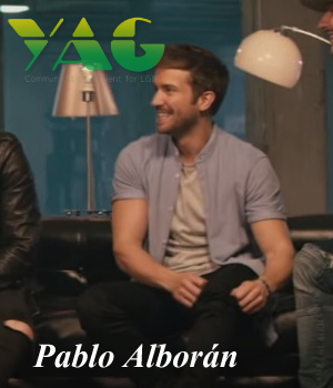 Pablo Alborán (パブロ・アルボラン)