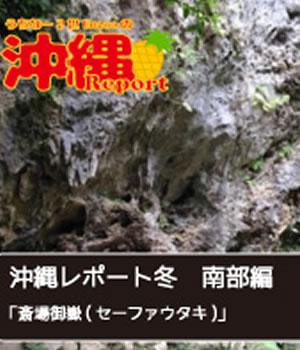斎場御嶽(セーファウタキ)
