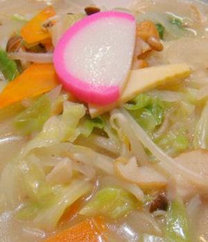 沖縄スタイルの料理「ちゃんぽん編」