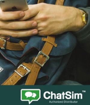 Chatsim(チャットシム)
