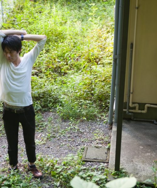 ゲイ グラビア撮影/モデル アキラ(PART3)