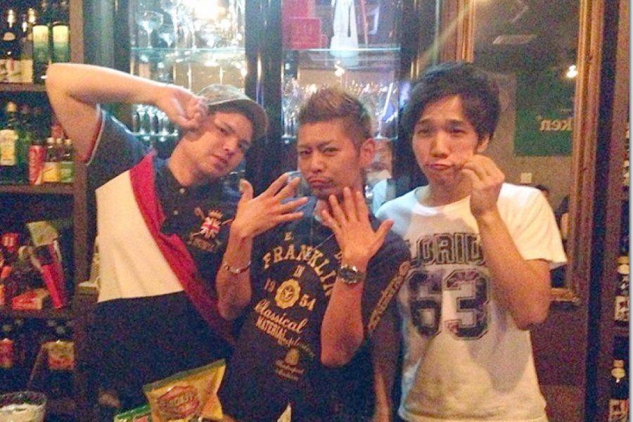 「BAR ONE NAHA」店内オシャレで広めな沖縄ゲイバー